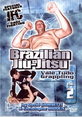 Rent Brazilian Jiu-Jitsu Vale Tudo Grappling 02 DVD