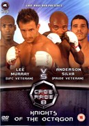Cage Rage 08 (PAL): Knights of the Octagon