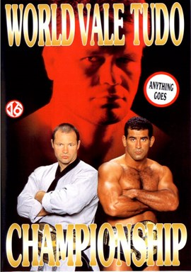 Rent World Vale Tudo Championship 01 DVD