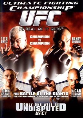 Rent UFC 44: Undisputed DVD