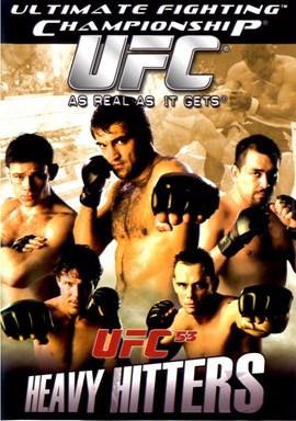 Rent UFC 53: Heavy Hitters DVD