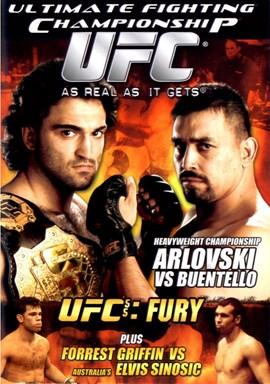 Rent UFC 55: Fury DVD