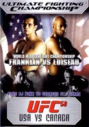 UFC 58: USA vs Canada