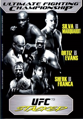 Rent UFC 73: Stacked DVD