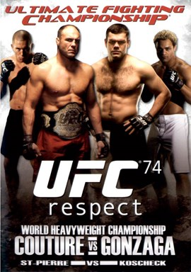 Rent UFC 74: Respect DVD