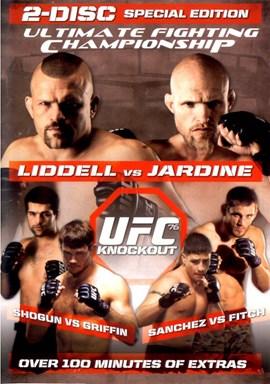 Rent UFC 76: Knockout (Disc 01) DVD