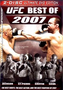 Rent UFC: Best of 2007 (Disc 01) DVD