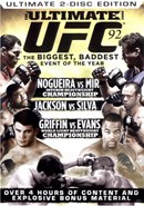 UFC 92: The Ultimate 2008 (Disc 01)