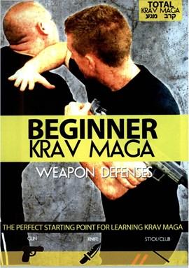 Rent Beginner Krav Maga: Weapon Defenses DVD