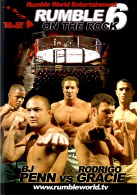 Rent Rumble on the Rock 06 DVD