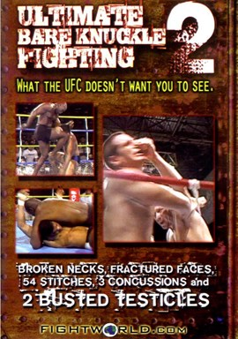 Rent IVC 08: Ultimate Bare Knuckle Fighting 02 DVD
