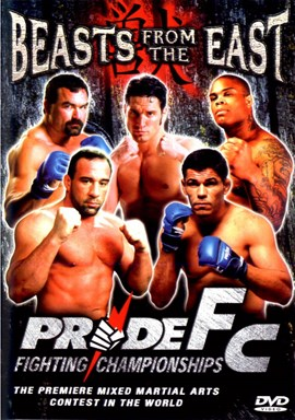 Rent Pride FC 16: Beasts from the East 01 DVD
