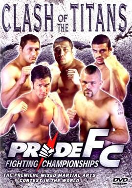 Rent Pride FC 14: Clash of the Titans DVD