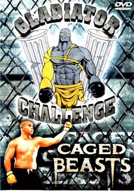 Rent Gladiator Challenge 06: Caged Beasts DVD
