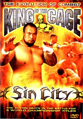 Rent King of the Cage 23: Sin City DVD