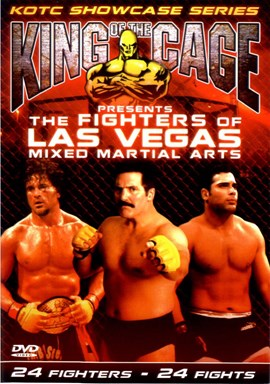 Rent King of the Cage: Fighters of Las Vegas (Disc 01) DVD