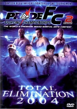Rent Pride FC: Total Elimination 2004 (Disc 01) DVD