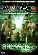 Pride FC: Critical Countdown 2004 (Disc 01)
