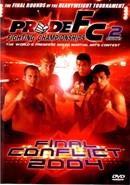 Pride FC: Final Conflict 2004 (Disc 01)