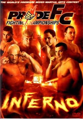 Rent Pride FC 27: Inferno DVD