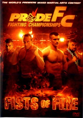 Rent Pride FC 29: Fists of Fire DVD