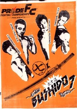 Rent Pride FC: Bushido 07 DVD