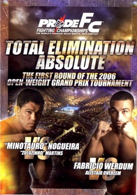 Rent Pride FC: Total Elimination 2006 DVD