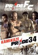 Pride FC 34: Kamikaze