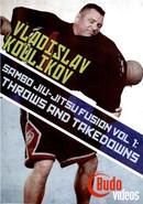 Sambo Jiu-jitsu Fusion by Vladislav Koulikov 01