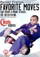 Rafael Freitas Favorite Moves: Side Mount and Moun