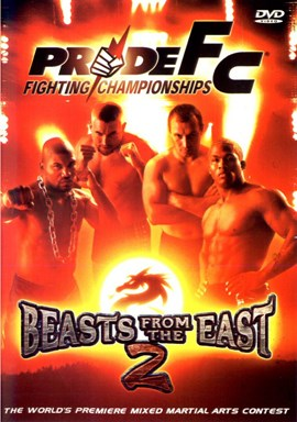 Rent Pride FC 22: Beasts from the East 02 DVD