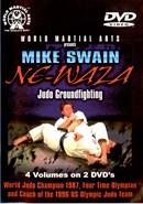 NeWaza Judo Ground Fighting by Mike Swain (Disc 1)