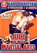 Judo For Mixed Martial Arts (Disc 01)