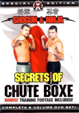 Rent Secrets Of Chute Boxe (Disc 01) DVD