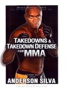 Takedowns &Takedown Defense for MMA