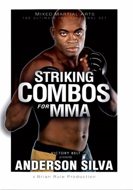 Rent Striking Combos for MMA with Anderson Silva DVD