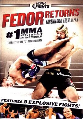 Rent HDNet Fights: Fedor Returns DVD