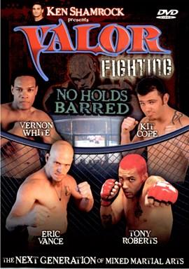Rent Maximum MMA Presents: Valor Fighting 01 DVD