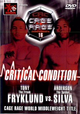 Rent Cage Rage 16 (PAL): Critical Condition DVD