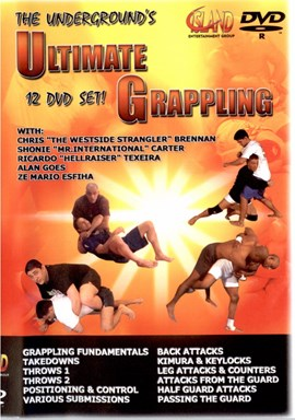 Rent Ultimate Grappling (Disc 08) DVD