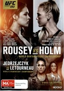 UFC 193 Main Card: Rousey Vs Holm