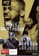 UFC 197 Main Card: Jones Vs Saint Preux