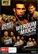 UFC 198 Main Card: Werdum Vs Miocic
