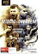 UFC 203: Miocic Vs Overeem (Disc 01)