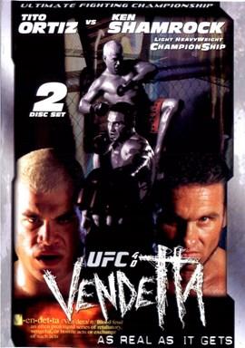 Rent UFC 40: Vendetta (Disc 01) DVD