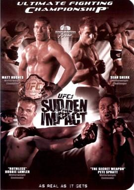 Rent UFC 42: Sudden Impact DVD