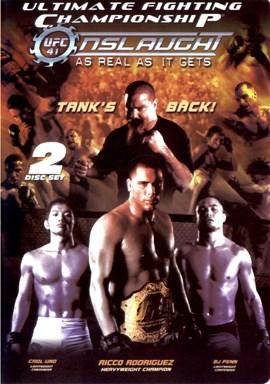 Rent UFC 41: Onslaught (Disc 01) DVD