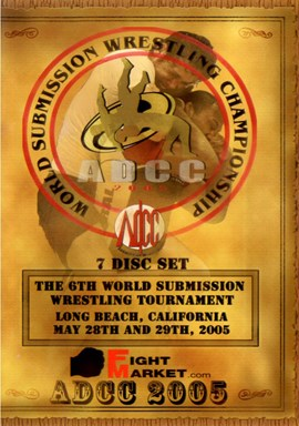Rent ADCC 2005 (Disc 01): Men's Under 65kg DVD