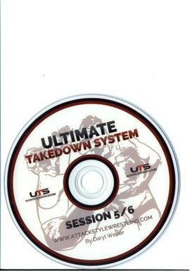 Rent Ultimate Takedown System Session 5/6 DVD