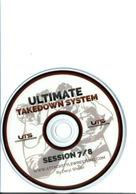 Rent Ultimate Takedown System Session 7/8 DVD